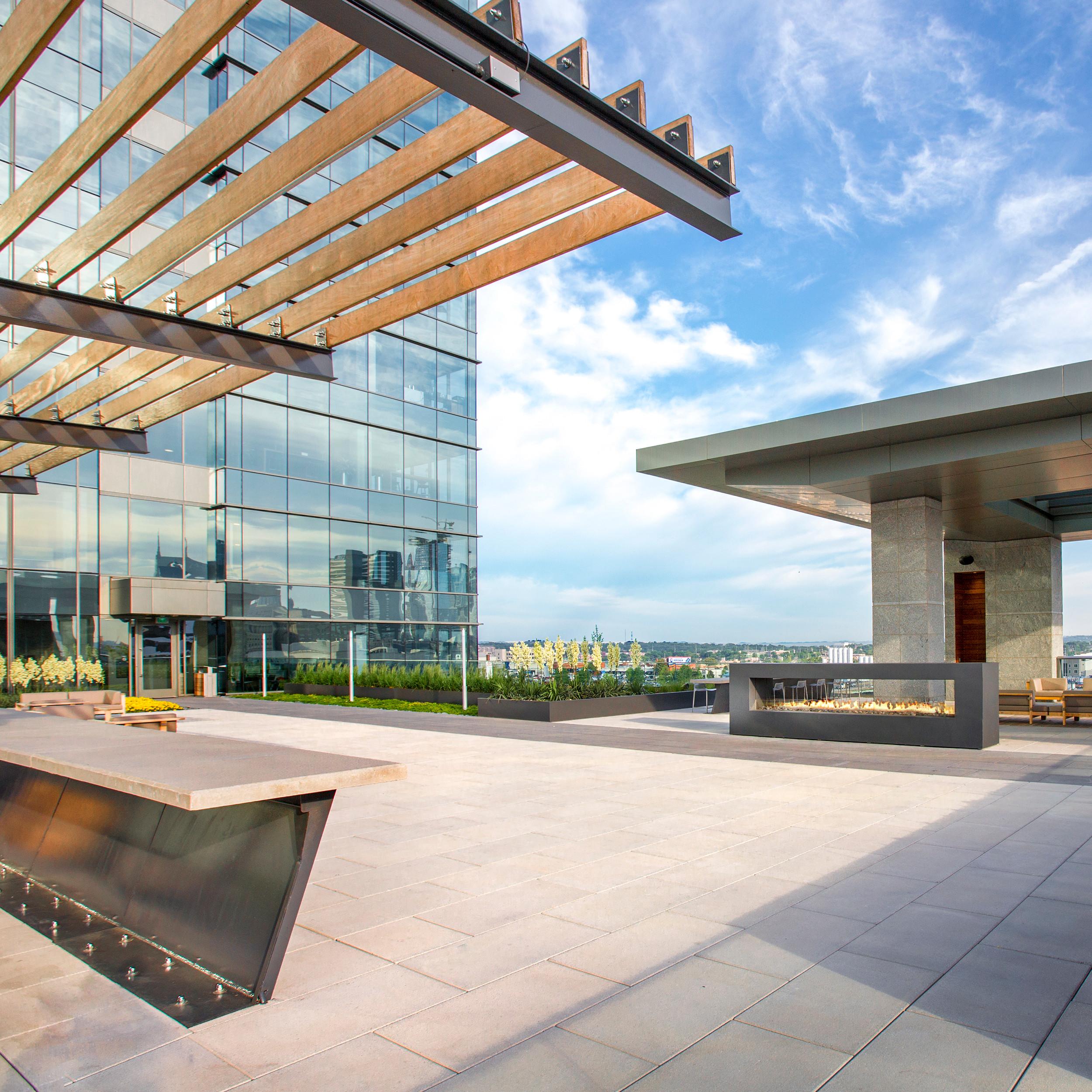 Nashville Architects: Hawkins Partners, Inc.