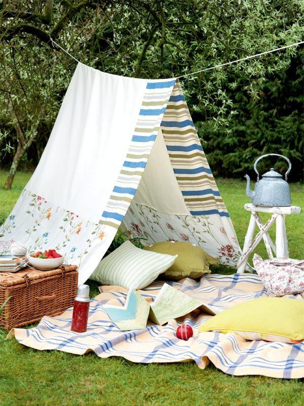 Tenda para picnic
