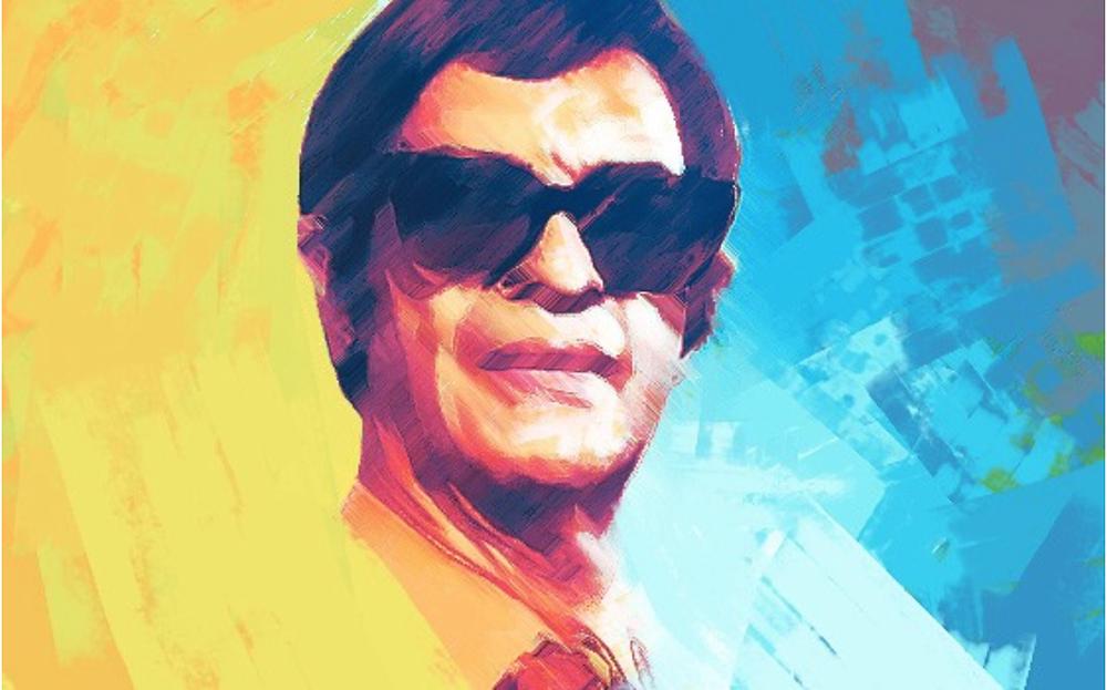 Chico Xavier pintura