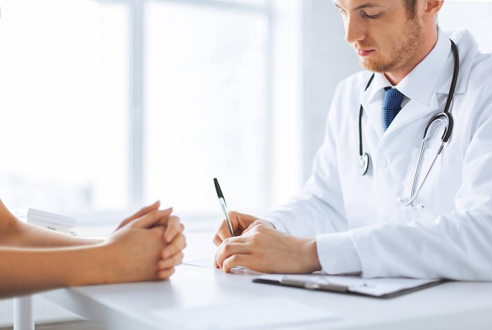 como diagnosticar a depressao