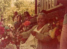 Foto antiga da Mãe Doca 8