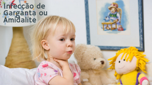 amidalite na infancia
