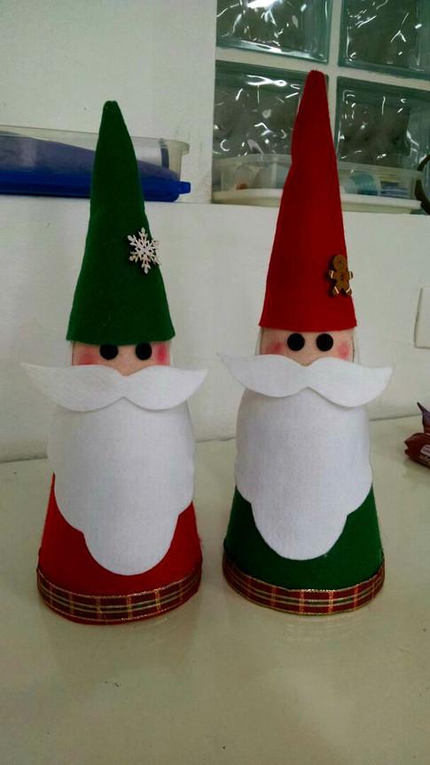 Papai Noel cone