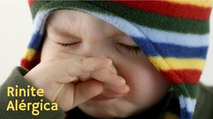 Rinite alérgica em crianças