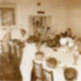 Foto antiga da Mãe Doca