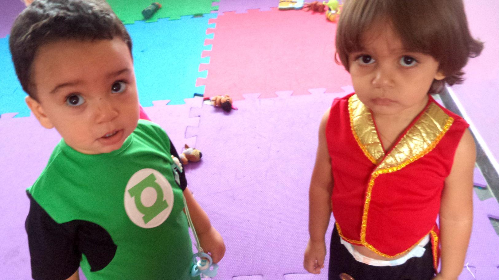 Super Heroes Amigos