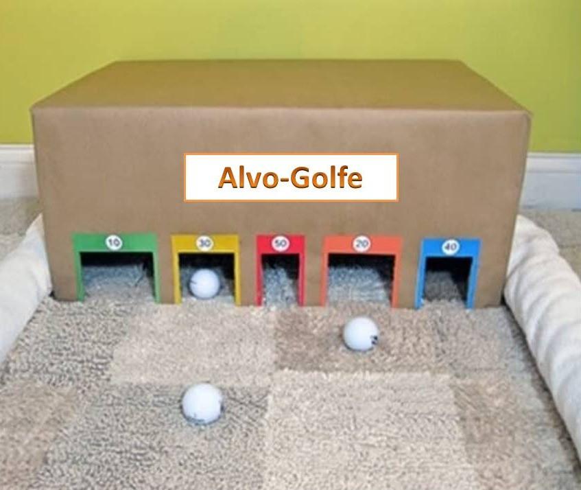 Golfe em casa