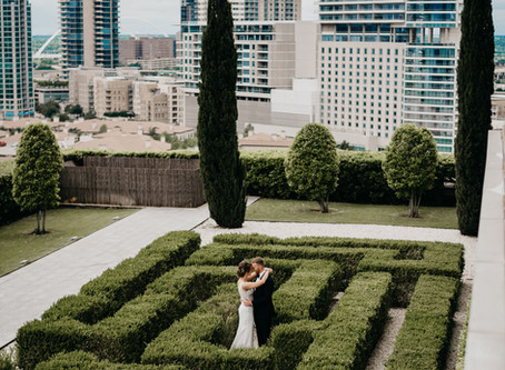 Intimate European Inspired Wedding