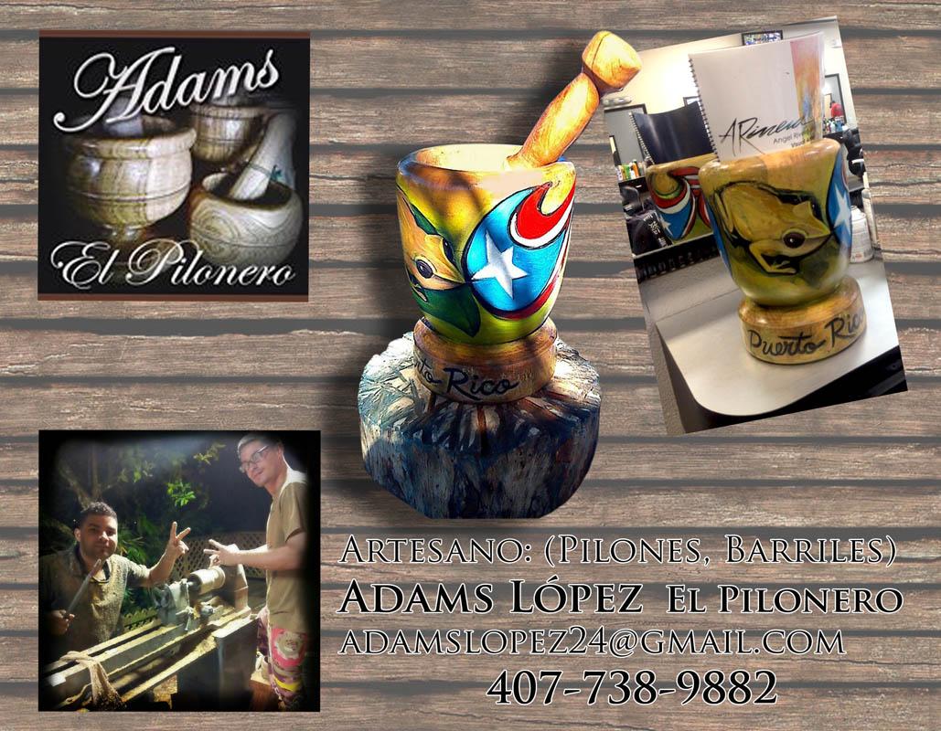 Artesano Adams El Pilonero (1)
