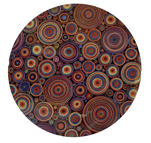Mini circles Coasters