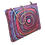 Thumbnail: Fushia Shaded Rounded Square Clutch