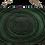 Thumbnail: Emerald Circle Clutch