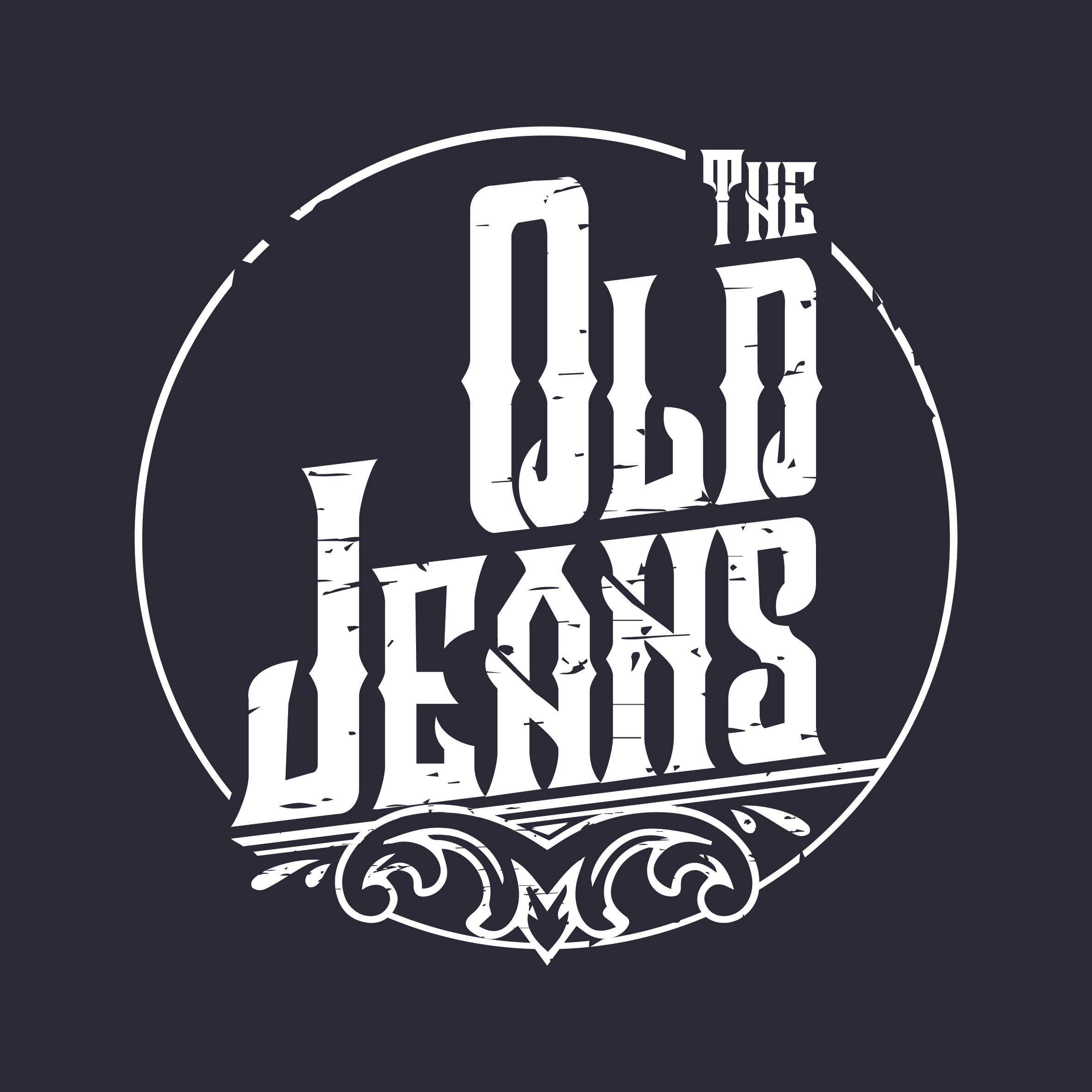 The Old jeans - logo