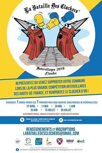 LBDC - poster promotionnel - nouvelle da