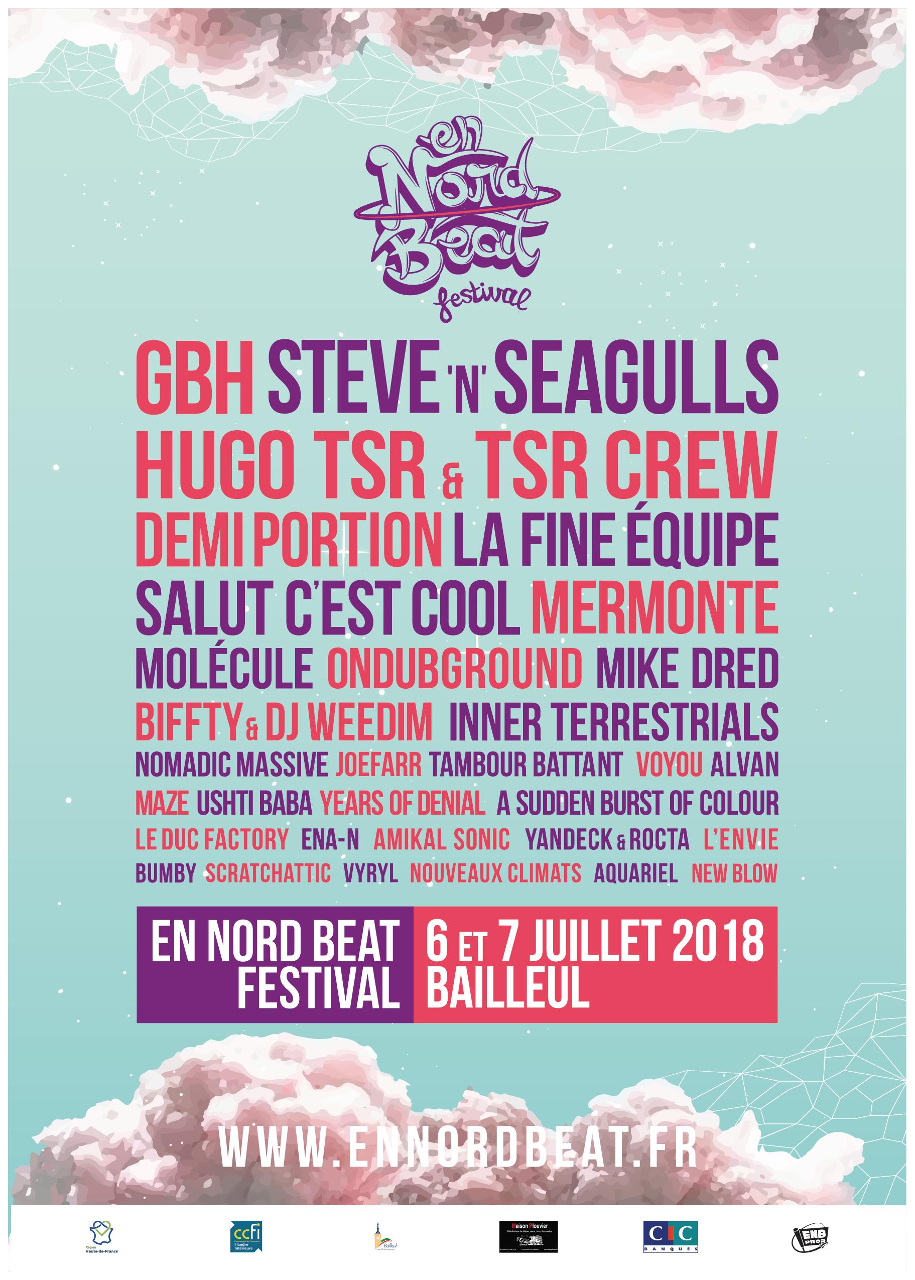 EN NORD BEAT FESTIVAL 2018