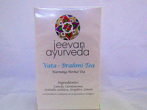 Vata Brahmi Tea ECO: Para Relajar El Cuerpo Y La Mente (20 Bolsitas)
