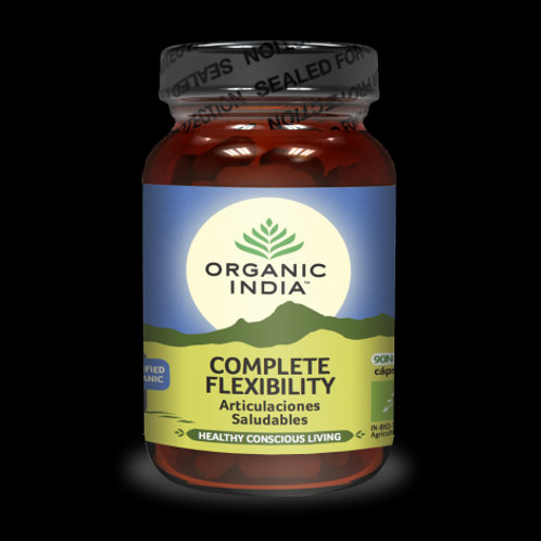 Complete Flexibility 90caps - Organic India