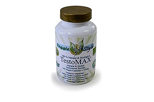TestoMAX 100 veggie caps