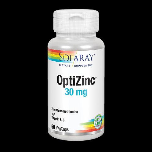 Optizinc® -60 VegCaps. Apto Para Veganos