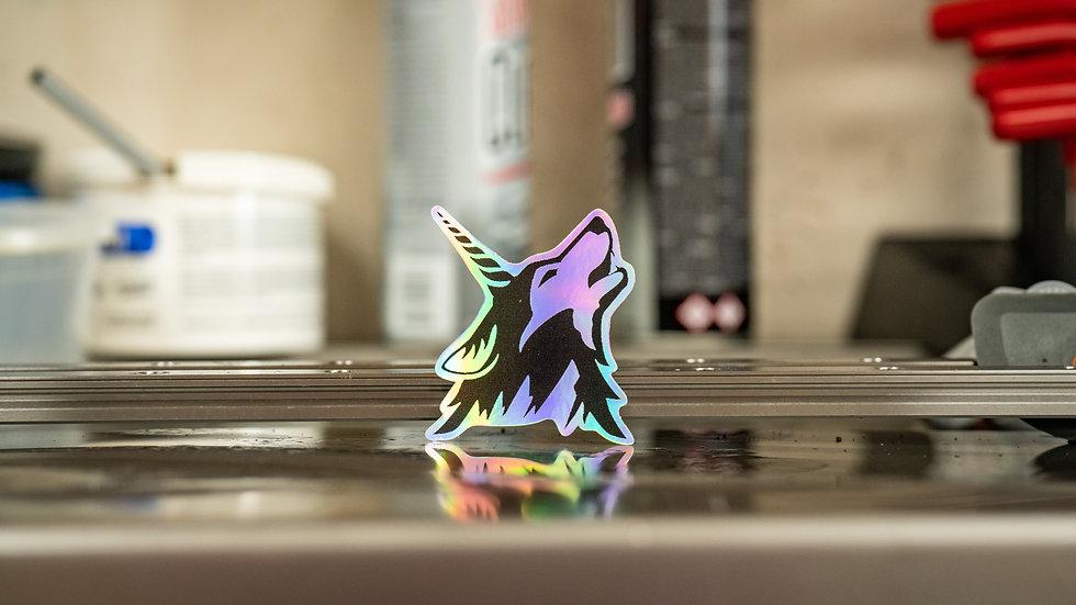 Uniwolf Sticker