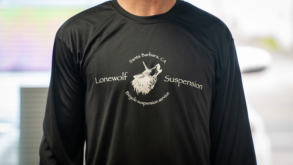 Lonewolf Dri-Fit Long Sleeve Jersey
