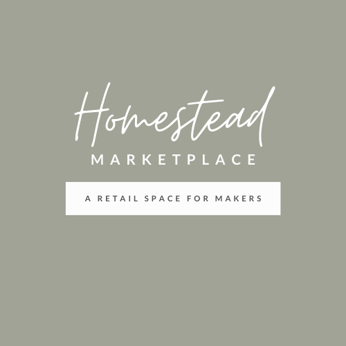 Homestead Marketplace Logo Image.