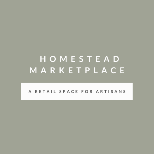 Homestead Marketplace Logo.