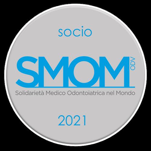Quota associativa 2021 con donazione liberale di 10€
