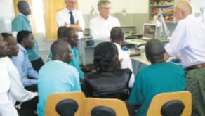 Smom onlus: completato il progetto alla Makerere University di Kampala (Uganda)