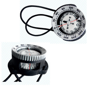 PRO COMPASS - BUNGEE MODEL - GRAY RING