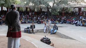 India-Promuovere la salute orale presso la comunità di Tilonia