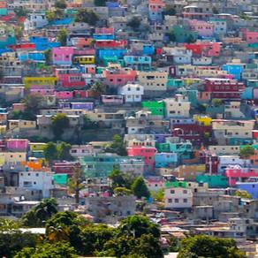 Haiti-Salute orale a Port Au Prince