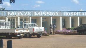 Zambia-Fornitura di attrezzature dentali all'Ospedale di Monze