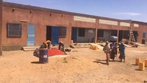 Report missione a Boussouma agosto 2021: reddito alle donne prodotti al burro di Karité