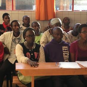 Burundi-Formazione Universitaria 'Terapisti Dentali'