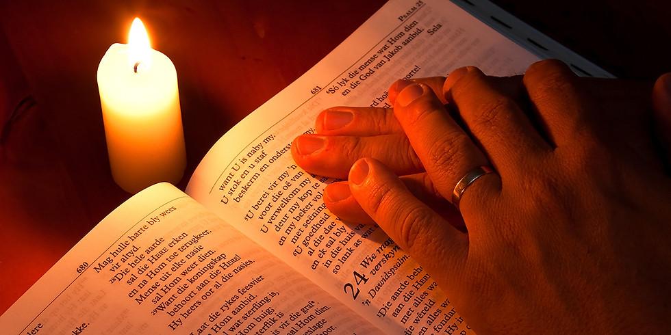 «Nulla va perduto», Esercizi spirituali di Quaresima