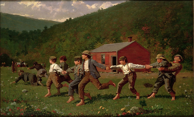 Winslow_Homer_-_Snap_the_Whip_(Butler_In