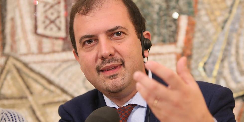 Incontro sociopolitico con Paolo Petracca delle ACLI milanesi