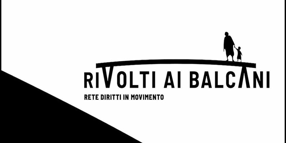 meeting delle Associazioni della rete Ri-Volti ai Balcani