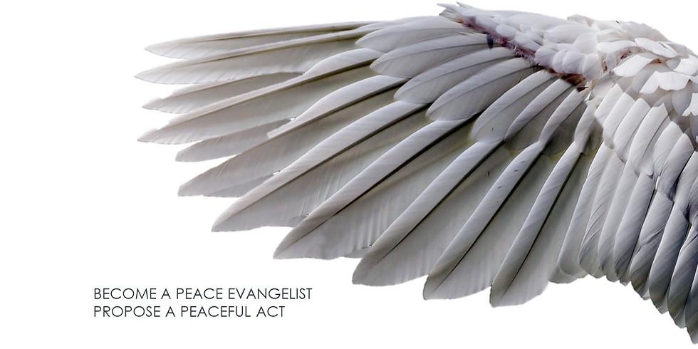 Presentazione International Peaceful Act Prize