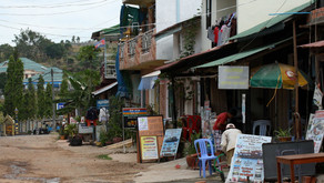 Cambogia -SVILUPPO UMANO E MICRO BUSINESS: PRODUZIONE DI SAPONI E COSMETICA NATURALE A SIHANOUKVILLE