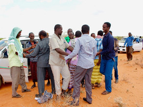 When a road is not just a road: restoring relations through dialogue in Somalia