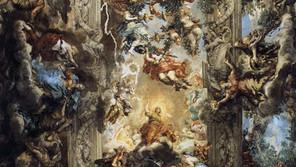 Il trionfo della Divina Provvidenza