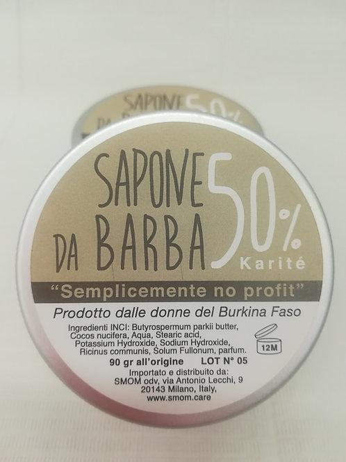 Sapone da barba