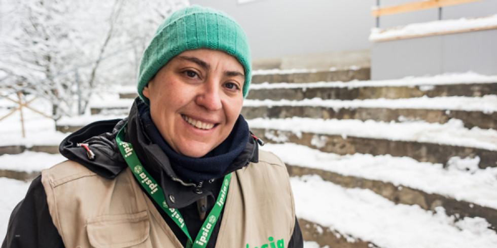 incontro Gruppo Giovani decanale con Silvia Maraone