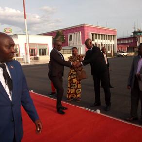 Lettera del Direttore Generale del Ministero della salute del Burundi