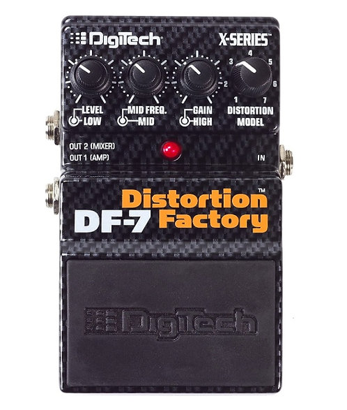 DIGITECH | PEDAL DF7