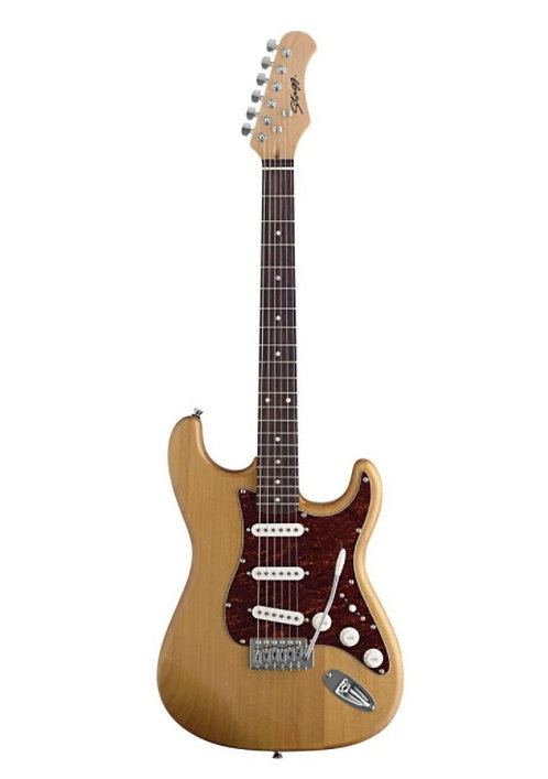 STAGG | GUITARRA S300-N