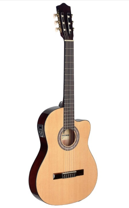 STAGG | GUITARRA C546TCE-N