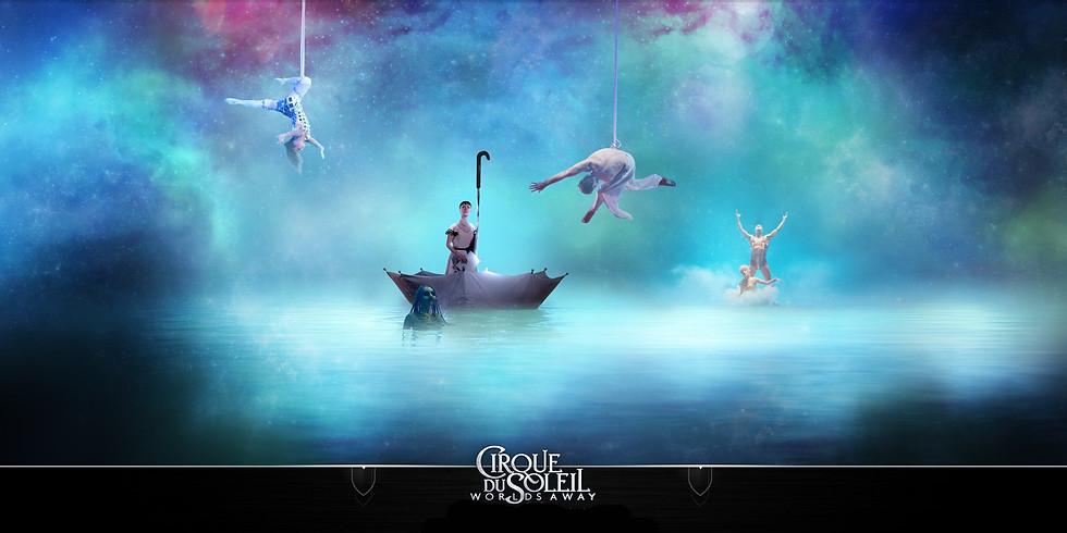 New Year's Day Movie - Cirque du Soleil : World's Away  FREE